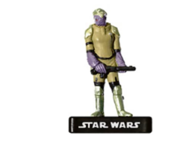 MON CALAMARI TECH SPECIALIST 14 Wizards of the Coast STAR WARS Miniature - $1.29