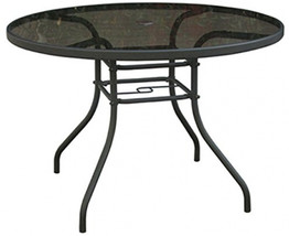 Courtyard Creations Verona Round Table, 42' - $264.70
