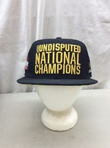 trucker hat baseball cap Snapback NIKE 2014 NFL National Champion Ohio State - £30.54 GBP