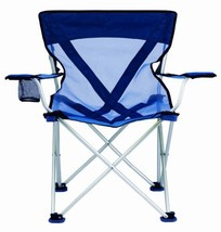TravelChair Teddy Folding Camp Chair with Sheer Nylon Mesh for Hot Days,... - $65.42