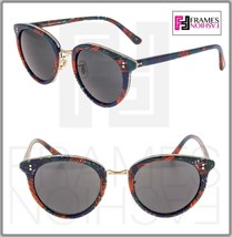 OLIVER PEOPLES ALAIN MIKLI SPELMAN OV5323S Palmier Blue Tropical Gold Su... - $244.53
