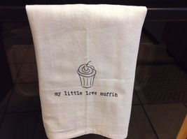The Best Message Kitchen Gift Towel  Made in USA by Hand image 5