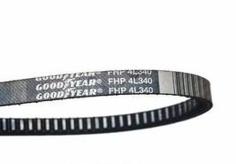 LOT OF 4 NEW GOODYEAR FHP 4L340 BELT-V STANDARD HY-T 1/2'' WD X 34'' LG image 2