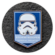 Star Wars Disney Lapel Pin: Stormtrooper Imperial Infantry - $12.90