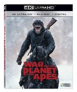 War For The Planet Of The Apes [4K Ultra HD + Blu-ray + Digital, 2017] - $14.21