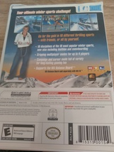 Nintendo Wii Winter Sports 2: The Next Challenge ~ COMPLETE image 4