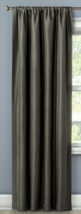 "1 X Lorcan Blackout Curtain Panel Dark Gray (52""x84"") - Eclipse - $14.89"