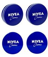 4 Kann von 150 ML / 148ml Nivea Creme Original Haut Hand Feuchtigkeitscreme - $18.75