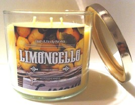 Bath & Body Works Limoncello 14.5 Oz. 3-wick Candle - $49.99