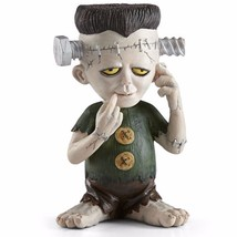 Lenox Stan The Frankenstein Figurine Halloween Spooky Town Screw Decorat... - $39.98