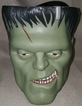 1999 Sideshow Toys Universal Monsters Frankenstein Figural Bucket Pail H... - £25.99 GBP