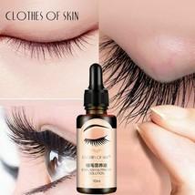 Eyelash Growth Serum Liquid Enhancer Longer Fuller Thicker Lashes Eyelas... - $13.95