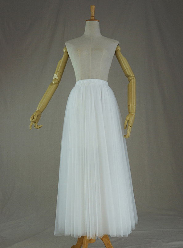 Wedding outfit white 17
