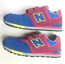 New Balance Womens Shoes 574 Rainbow Colors Size 6 US Running Athletic EUC - $32.67
