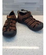 KEEN Newport Size 2 H2 Shoe Water Sport Sandal Brown Youth Big Kids - $18.91
