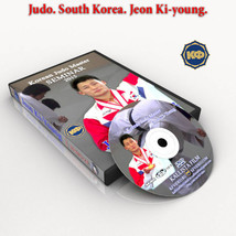Judo. South Korea. Jeon Ki-young. - $11.21