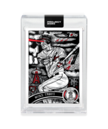 Topps PROJECT 2020 Baseball Card 121 - 2011 Mike Trout by JK5 - $34.64