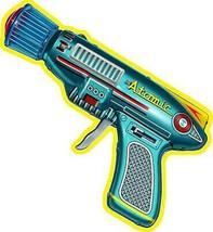 Atomic Gun Plasma Blaster Laser-Cut Metal Sign by Terry Pastor - $35.00