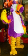 Tucan Mascot Costume Adult Tucan Party Costume For Sale - $325.00