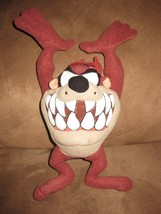 "LOONEY TUNES MINI TAZ PRE-PRODUCTION SAMPLE Plush 9"" RARE PROMO TAG 2007 - $79.99"