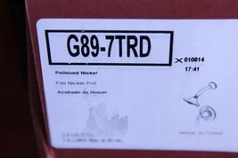 Price Pfister G89-7TRD Polished Nickel Finish - $125.00