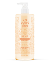 The Potted Plant Tangerine Mochi Body Lotion, 16.9 ounce