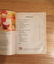 Vintage 1973 Better Homes and Gardens Home Canning Cookbook- hardcover image 4