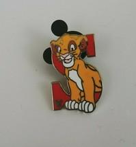 Disney Simba S Hidden Mickey 19 of 20 Trading Lapel Pin - $7.69