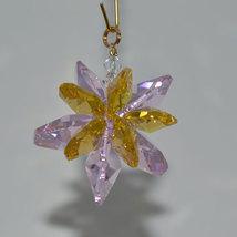 Crystal Columbine Suncatcher image 3