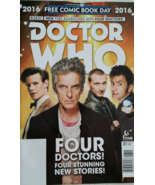 BBC'S Doctor  Who 2016 Free Comic Book Day Issue - $1.95