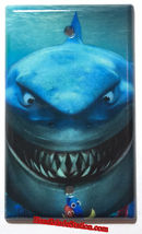 Finding Nemo, Dory & Shark Light Switch Power Outlet Cover Plate Home decor image 2