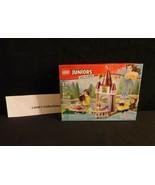 Belle's Story time Lego Juniors Disney set 10762 - 87 pieces building br... - $55.56