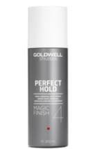 Goldwell USA StyeSign - Perfect Hold Magic Finishing Non-Aerosol Spray, 6.3oz