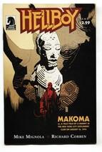 Hellboy: Makoma #1 1993- Dark Horse - comic book NM- - $18.92