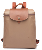 Longchamp 1699089469_PRALINE Le Pliage Backpack with Free Gift - $362.50
