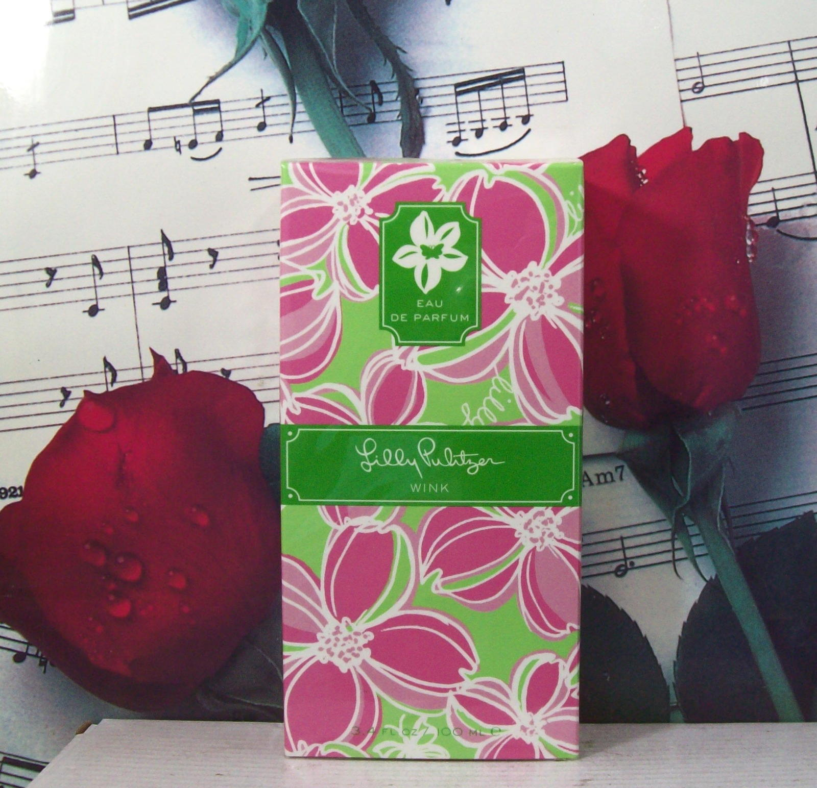 Primary image for Lilly Pulitzer Wink EDP Spray 3.4 FL. OZ. NWB