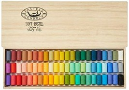 GONDOLA PASTEL 66 colors set Handmade Soft Pastels From Japan - $88.90