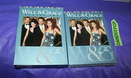 Will  Grace - Season 2 (DVD, 2004, 4-Disc Set) - $9.89