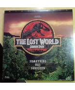 Lot,of Jurassic Park & The Lost World USED Laserdiscs 4 Discs - $7.92