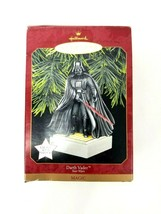 Hallmark 1997 Star Wars Darth Vader Magic Keepsake Ornament Magic Light ... - $14.01