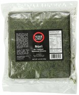 SUSHI CHEF NORI, 50-COUNT, 4.5 OZ TOASTED SEAWEED SHEETS for Sushi - $27.48