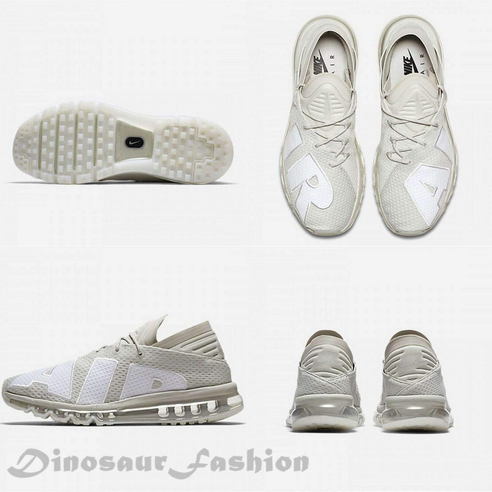 Primary image for NIKE AIR MAX FLAIR <942236 - 005> Light Bone,Men's Sportwear Running Shoes.NWB