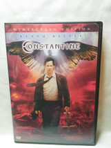 Constantine (DVD, 2005, Widescreen) Rachel Weisz, Keanu Reeves - $1.98