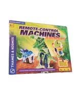 Thames Kosmos Remote-Control Machines Animals Building Toys Kit Engineer - $35.52