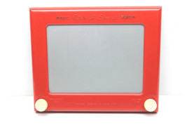 1960 Vintage Ohio Art Etch A Sketch Toy #505H Early Version+Original Box... - $51.60
