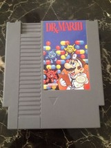 Vintage Nintendo NES game Dr. Mario USED Entertainment System Rx - $7.50