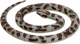Wild Republic Rock Python Rubber Snake Toy, Gifts for Kids, Educational ... - $9.95