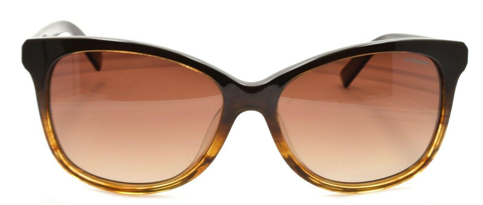 Polaroid PLD 4022/S NOW X3 Women's Sunglasses Polarized 57-16-135 Brown Honey