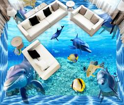 3D Wunderbare Ozean 3465 Fototapeten Wandbild Fototapete BildTapete FamilieDE - $67.89+