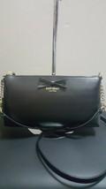 Kate Spade New York Black Sawyer Street Declan Crossbody Purse Handbag W... - $170.51 CAD